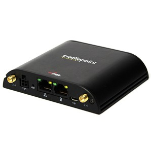 The CradlePoint COR IBR600 4G is available across Europe by Westbase Technology