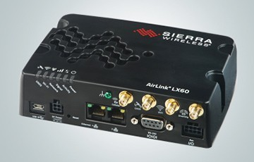 Sierra Wireless AirLink LX60 LPWA cellular router
