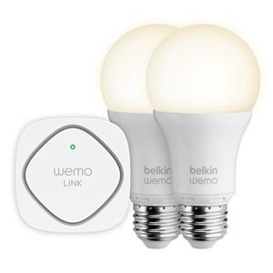 Belkin WeMo LED lighting