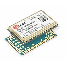 Ultra compact global 3G/2G cellular module ideal for tracking and IoT applications