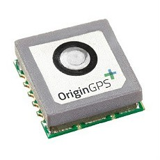 OriginGPS Introduces the World's Smallest GPS Module with Integrated Antenna