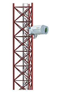 aoptix Intellimax on tower