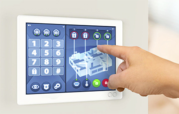 Monitored alarm systems in Europe and North America reached 46 million at the end of 2018