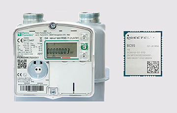 Quectel Supports Pietro Fiorentini Smart NB-IoT Gas Meter to Be First to Comply with EU Directives