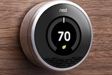 The number of homes with smart thermostats grew rapidly in 2015