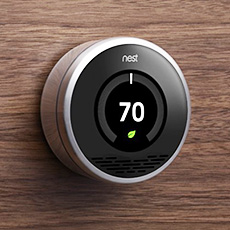 Smart Thermostats Market to Rocket Up to $2.5 Billion in 5 years, Predicts Frost & Sullivan