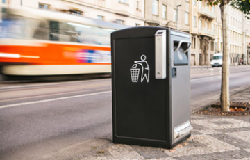 The smart waste sensor technology market will grow at a CAGR of 29.8 percent through 2025
