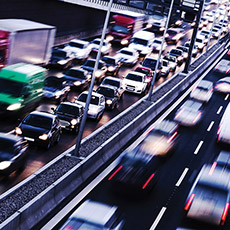Study: Connected Cars to Cause Mobile Network Traffic Jams