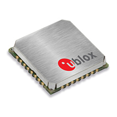 u-blox combines Wi-Fi and Bluetooth in very compact, host-based automotive client and access point module