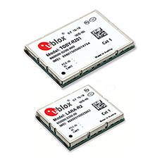 u-blox LTE Cat.1 modules