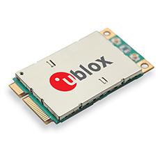 u-blox MPCI-L100 M2M module