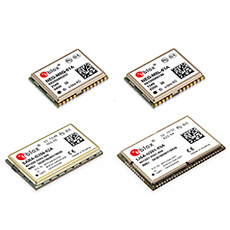 u-blox introduces automotive grade qualified positioning and connectivity modules