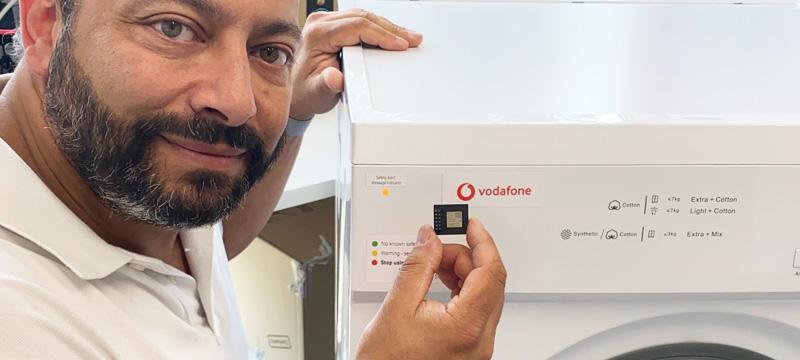 Vodafone IoT safety module