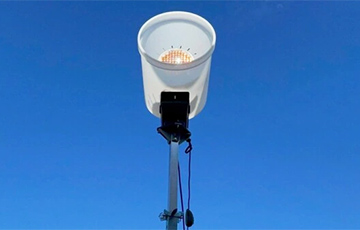 Ericsson and PowerLight demonstrate world's first wireless powered 5G base station