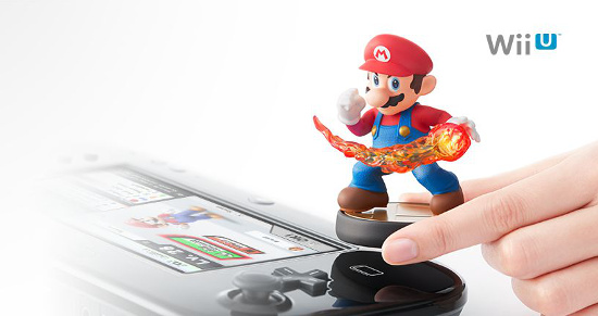 Nintendo's NFC Enabled Amiibo