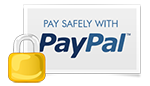 secure Paypal Payment badge